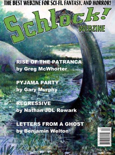 Schlock! Webzine Vol. 5, Issue 30