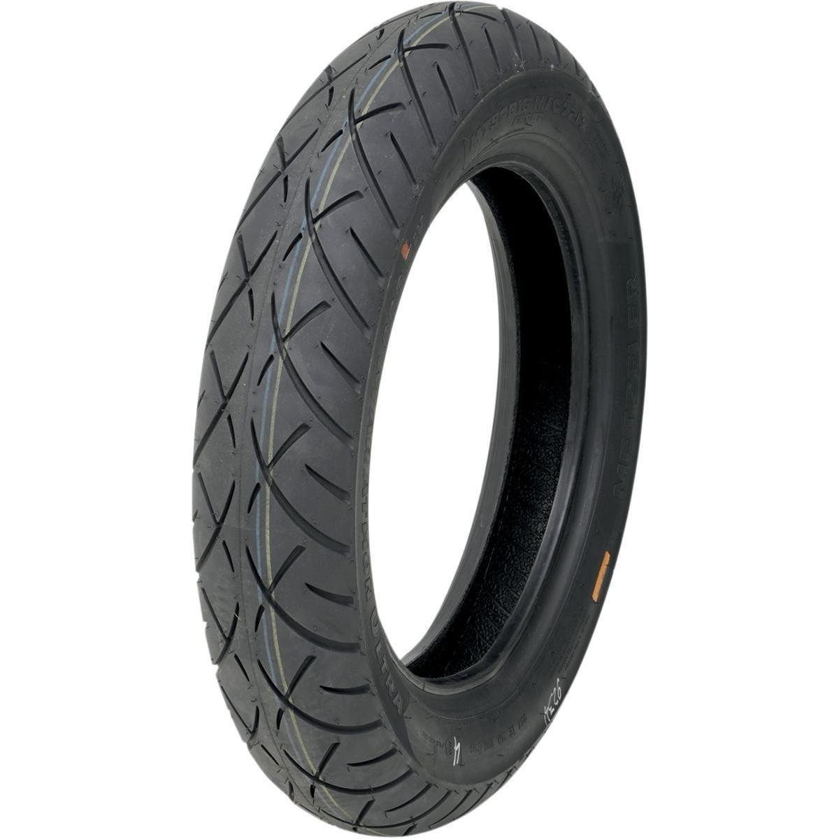 Metzeler ME888 Marathon Ultra Rear Tire - 180/60R16, Position: Rear, Rim Size: 16, Tire Application: Cruiser, Tire Size: 180/60-16, Tire Type: Street, Load Rating: 74, Speed Rating: H, Tire Construction: Bias 2429500
