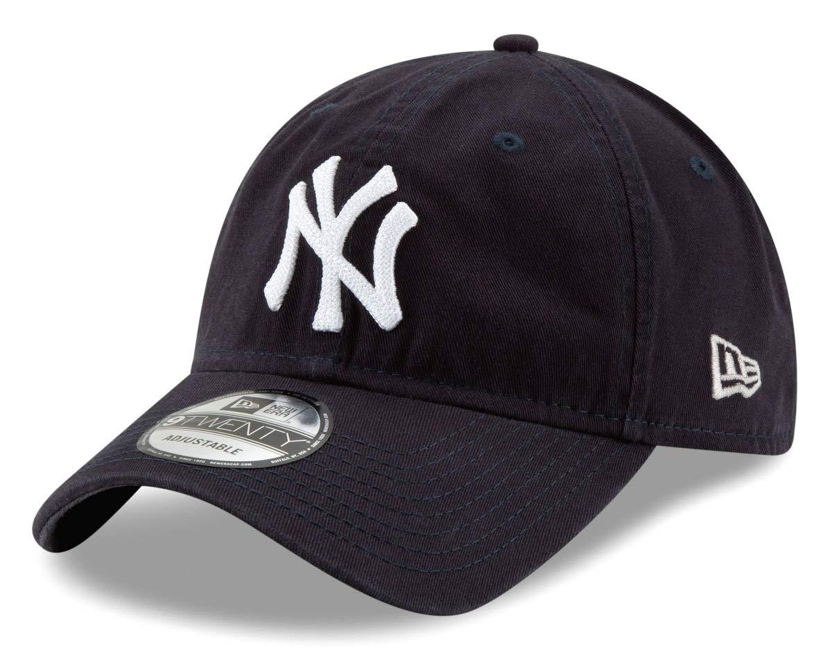 New Era New York Yankees MLB 9Twenty Logo Stitcher Adjustable Hat