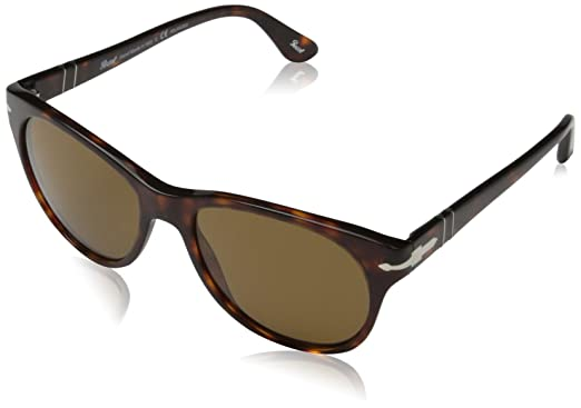 7cbf2468b7 Image Unavailable. Image not available for. Color  Persol PO3134S Sunglasses  24 57-54 - Havana Frame