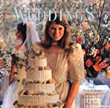 Weddings By Martha Stewart, Martha Stewart and Elizabeth B. Hawes, 0517556758