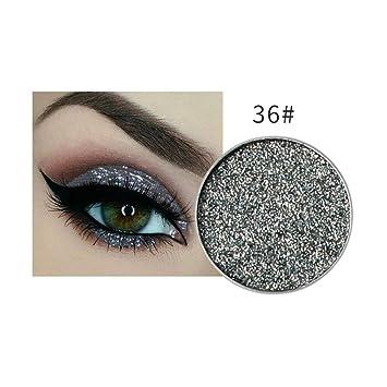 Amazon.com   HP95 Single Glitter Eyeshadow Palette bcc87e1a5890