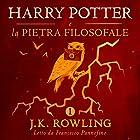 Harry Potter e la pietra filosofale (Harry Potter 1) | Livre audio Auteur(s) : J.K. Rowling Narrateur(s) : Francesco Pannofino