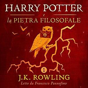 Harry Potter e la pietra filosofale (Harry Potter 1) Audiobook