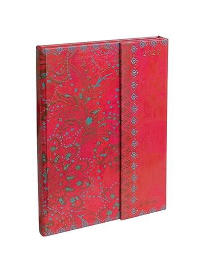 Herlitz - Mini agenda 2020 con imán (DIN A6), color rosa ...