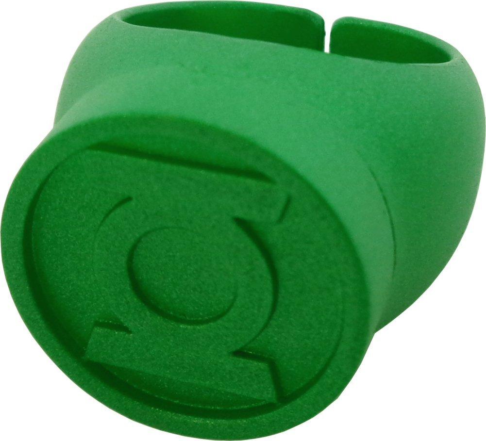 Blackest Night Green Lantern Ring Authentic DC Comics
