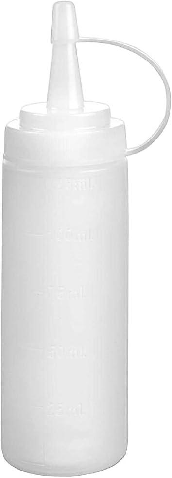 Lacor - 61925 - Botella biberon 250 ml - Blanco