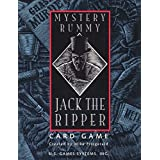 Jack the Ripper Card Game: 62 Cards [With 25 Gavel/36 Evidence/1 Ripper Escapes and Rule Booklet]