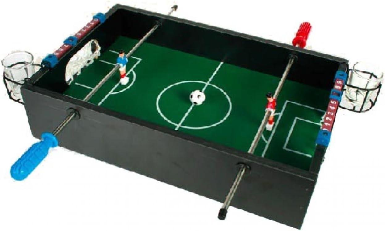 Juegos Chupitos Futbolín: Amazon.es: Juguetes y juegos