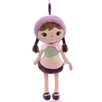 Amazon Com Keppel Plush Rag Dolls Stuffed Soft Toys Baby Girl Gifts