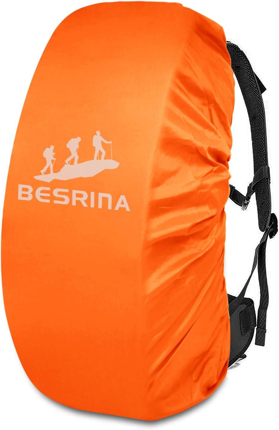 Besrina - Funda impermeable para mochila