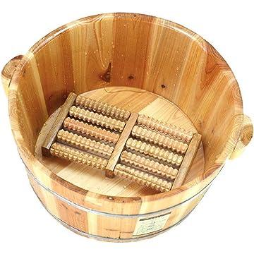 WY Foot Bath Barrel