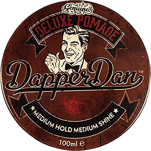 Dapper Dan Deluxe Pomade Review