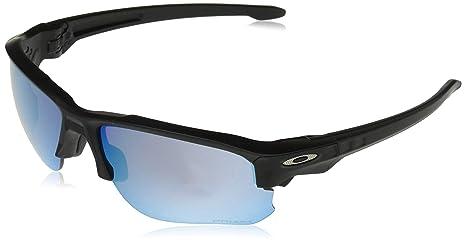 2d8fbc3f98805 Amazon.com  Oakley Men s Speed Jacket Oval Sunglasses Black 67.0 mm   Clothing
