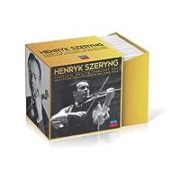 Szeryng: Complete Philips, Mercury and Deutsche Grammophon Recordings (Ltd. Edt.)