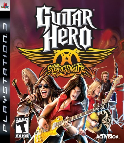 Guitar Hero Aerosmith - Playstation 3 (Game only)