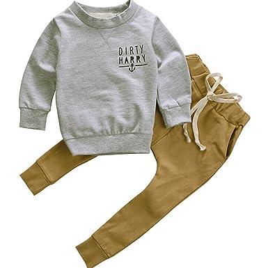 Amazon.com: Bebe menina - Conjunto de ropa para recién ...