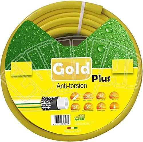 1x50 MT TUBO GOLD PLUS IN PVC IRRIGAZIONE//GIARDINO ORTO D
