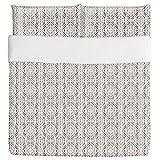 Diamond Eye Duvet Bed Set 3 Piece Set Duvet Cover - 2 Pillow Shams - Luxury Microfiber, Soft, Breathable