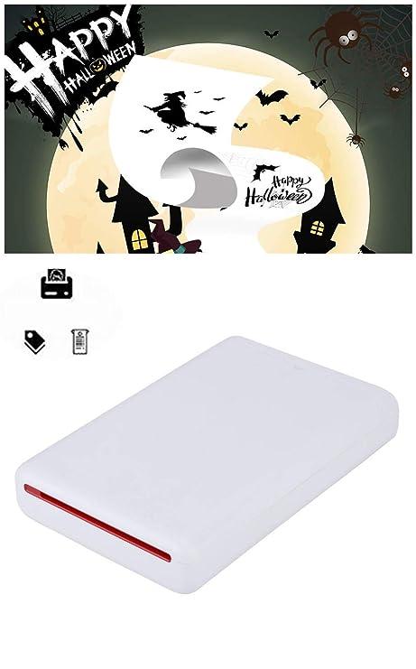 Impresora inalámbrica, Pocket Mini Impresora de imágenes portátil ...