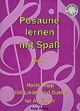 Rapp Verlag Posaune lernen mit Spaß 1