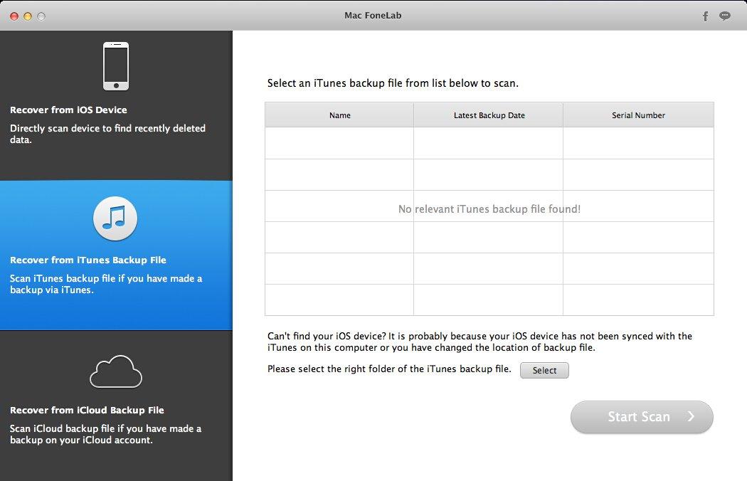 logiciel mac fonelab