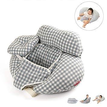 LYXCM Almohada para Sentarse para Bebés, Asiento De Apoyo ...