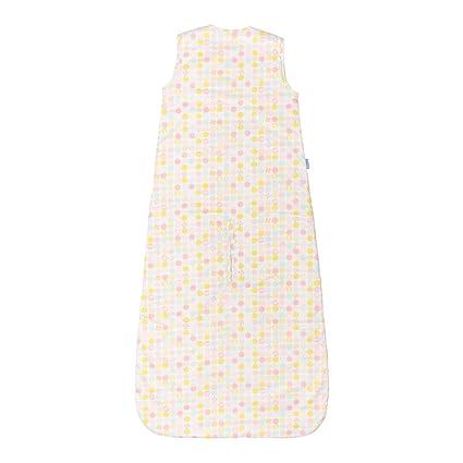 Grobag 1 Tog – Saco de dormir para bebé para verano flores 3 – 6 años