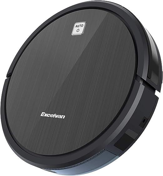 Excelvan - Robot aspirador: Amazon.es: Hogar