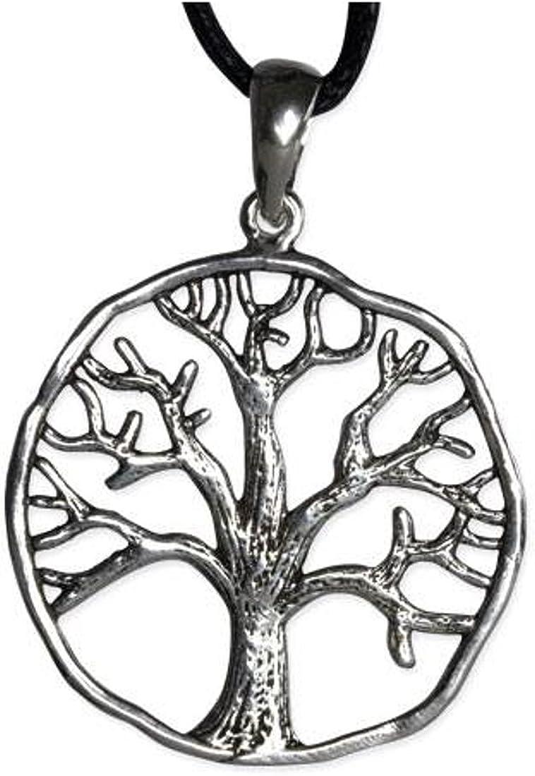 ECHT etNox by Anhänger Lebensbaum 925 Sterling Silber