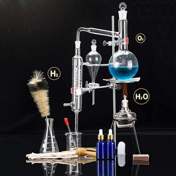 Destiladores por la destilación, la unidad de destilación de ...