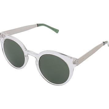 KOMONO Damen Brillengestelle Lulu, Schwarz (Gris Metal Black), 46