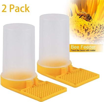 Bee Feeders Hive Water Feeder Beekeeping Tools Supplies Hive tool 5 pc