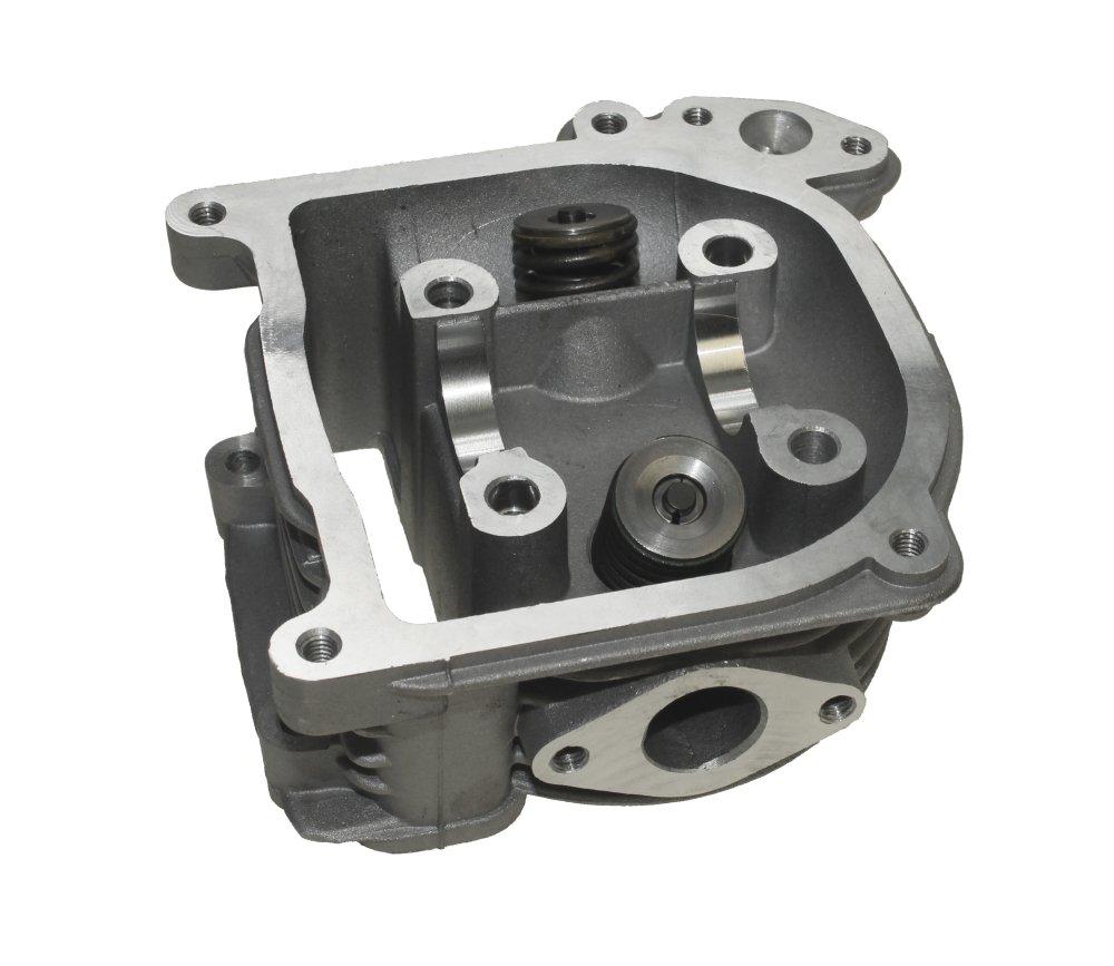 Zylinderkopf 50ccm inkl. Ventile fü r China Roller, Baotian, Benzhou, Ering, MKS, Rex RS450 Citomerx 150390