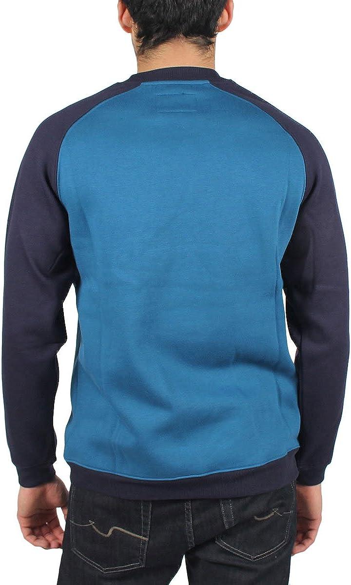 Mishka - Herren Tod Adders Crewneck Sweater in Navy Navy