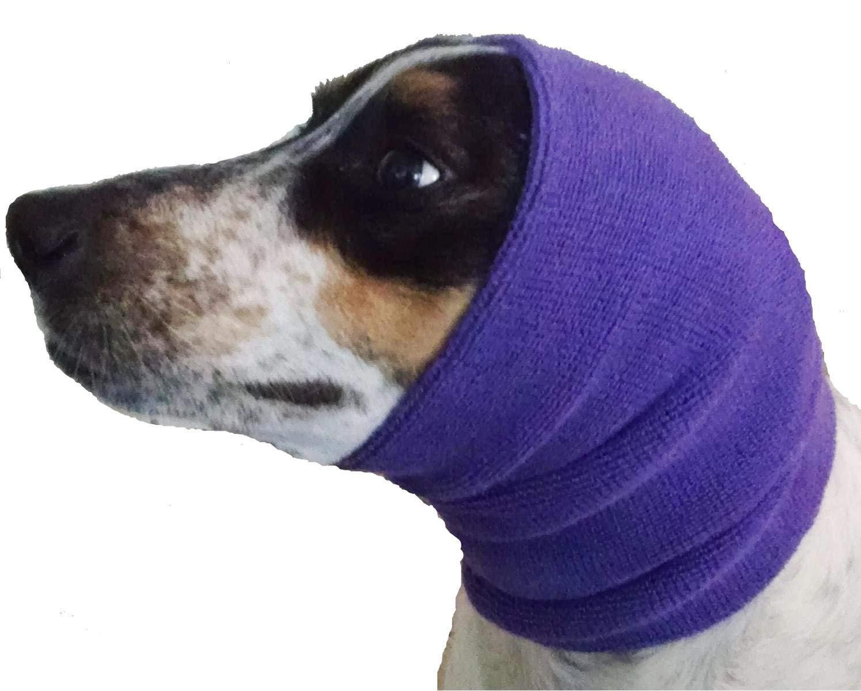 Happy Hoodie Large Purple