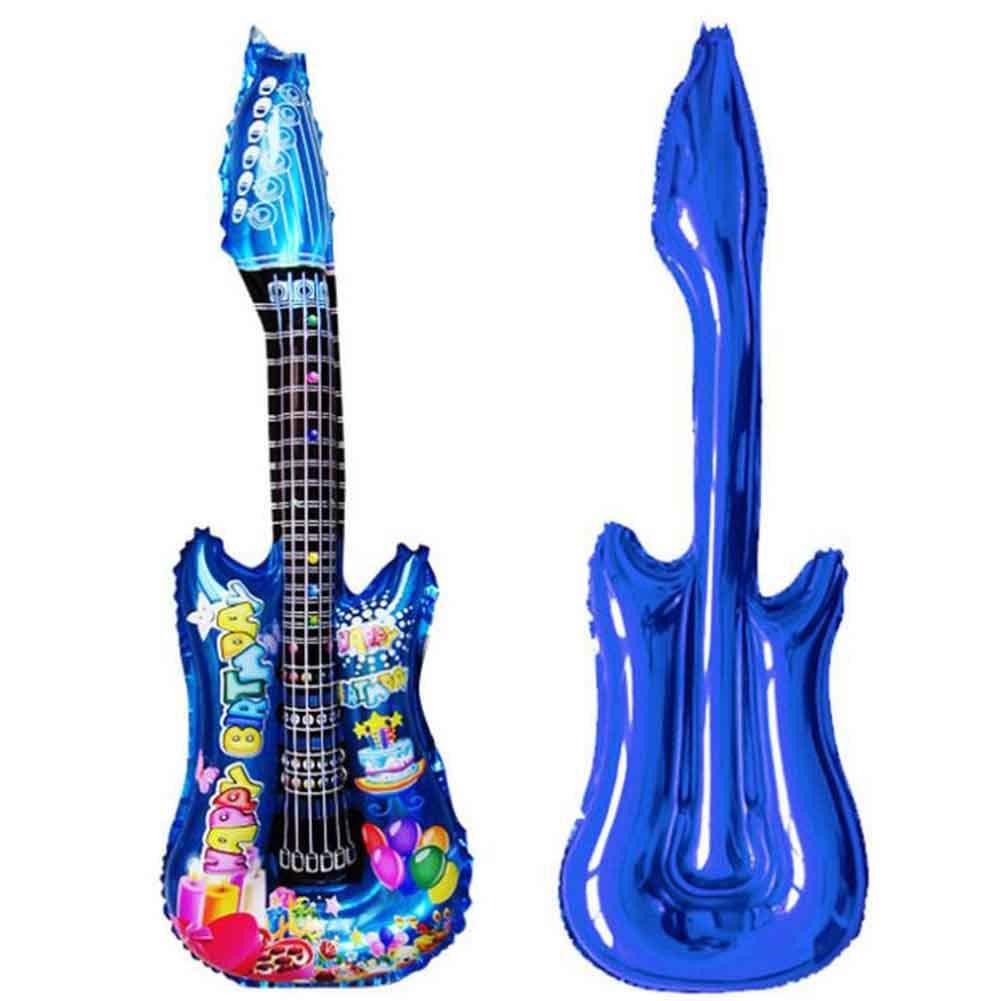 Wind Goal Película de Aluminio para Guitarra, Globo Hinchable ...
