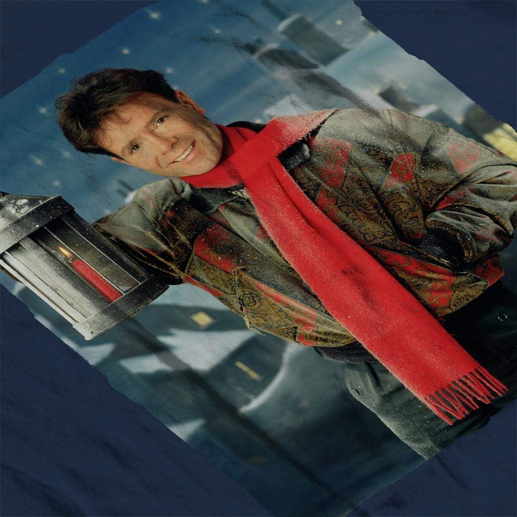 TV Times Cliff Richard Christmas Lantern 1990 Womens Vest