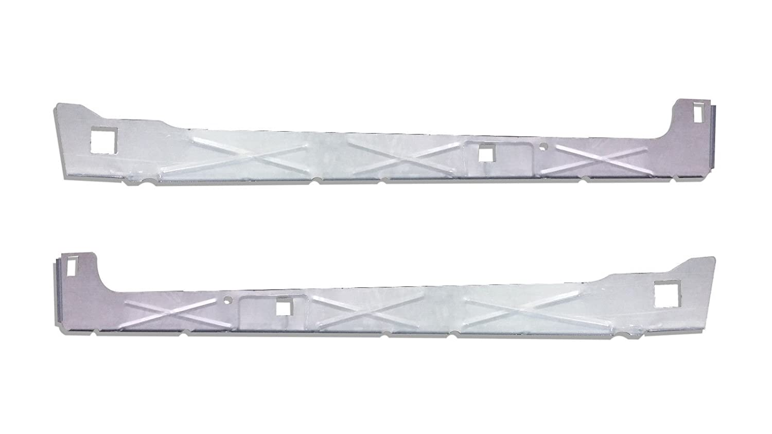 Motor City Sheet Metal - Works With SILVERADO INNER ROCKER PANELS 1999-2007 EXTENDED CAB - 1 PAIR