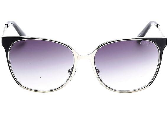 Guess Damen Sonnenbrille GU7258-BKGLD3 schwarz gIrAW