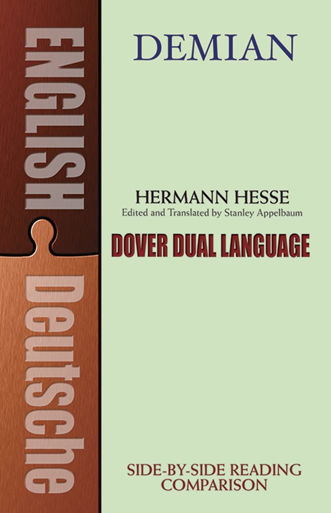 Demian: A Dual-Language Book (Dover Dual Language German) by Dover Publications