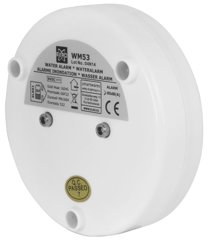 Elro WM53 - Alarma de agua