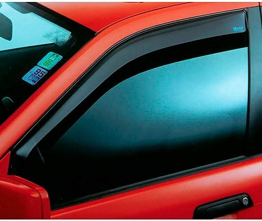 Vordere Windabweiser 1 Set Für Die Fahrer Und Beifahrerseite Cli003p0020 Passend Für Opel Grandland X Suv Typ Z 5 Door 2017 Auto