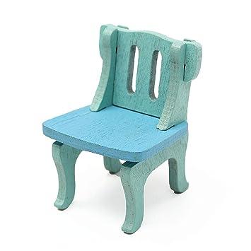 Amazon.com: BangBang Wooden Dollhouse Furniture Doll House ...