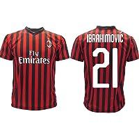 Camiseta Ibrahimovic Milan oficial 2019 2020 AC adulto