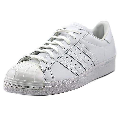 buy popular 1e8b3 994c5 adidas Superstar 80s Metal Toe W Calzado ftwr white  Amazon.es  Zapatos y  complementos