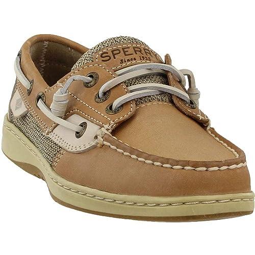Sperry Top Sider Women S Rosefish Boat Shoe Linen Oat 8