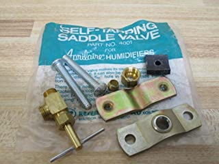 product image for 4001 - Aprilaire OEM Replacement Humidifier Self Tapping Saddle Tap Water Valve by Aprilaire