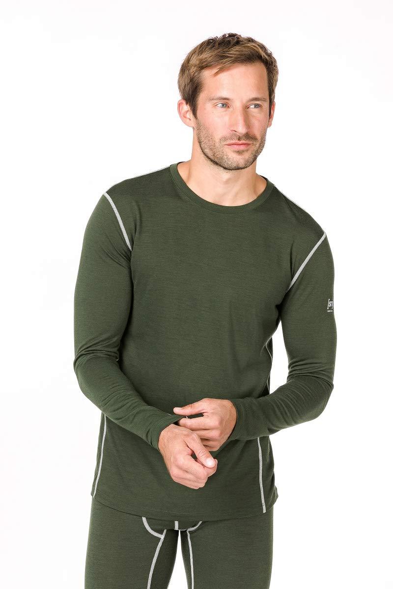 Super.natural Herren M Base 175 Merino Longsleeve Longsleeve Longsleeve B07CN8DDLY Shirts & Hemden Abholung in der Boutique 79294d
