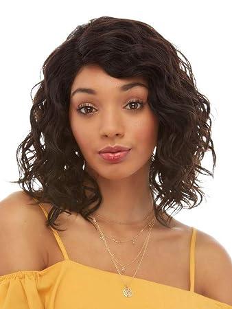 Amazon.com : AZUL Wig Color Natural Dark Brown - Elegante ...